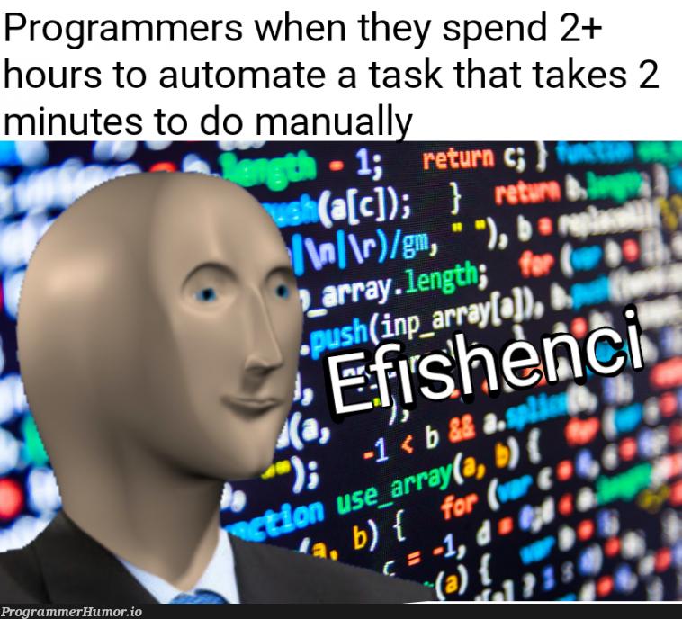 Relatable isn't it?   programmer-memes, program-memes   ProgrammerHumor.io