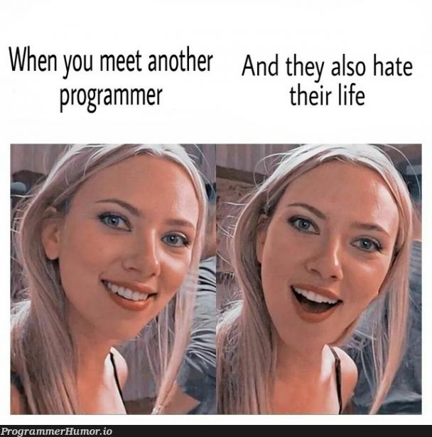 Programmer == Programmer   programmer-memes, program-memes   ProgrammerHumor.io