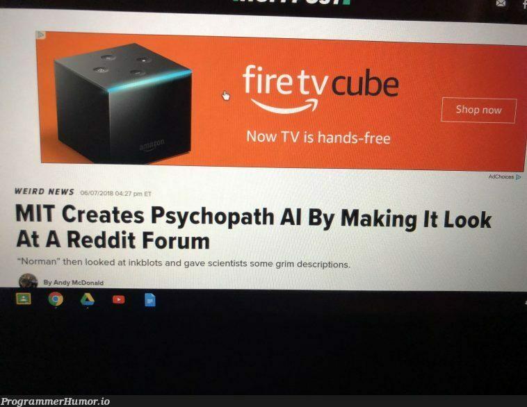 Not entirety surprised by this.   reddit-memes, IT-memes   ProgrammerHumor.io
