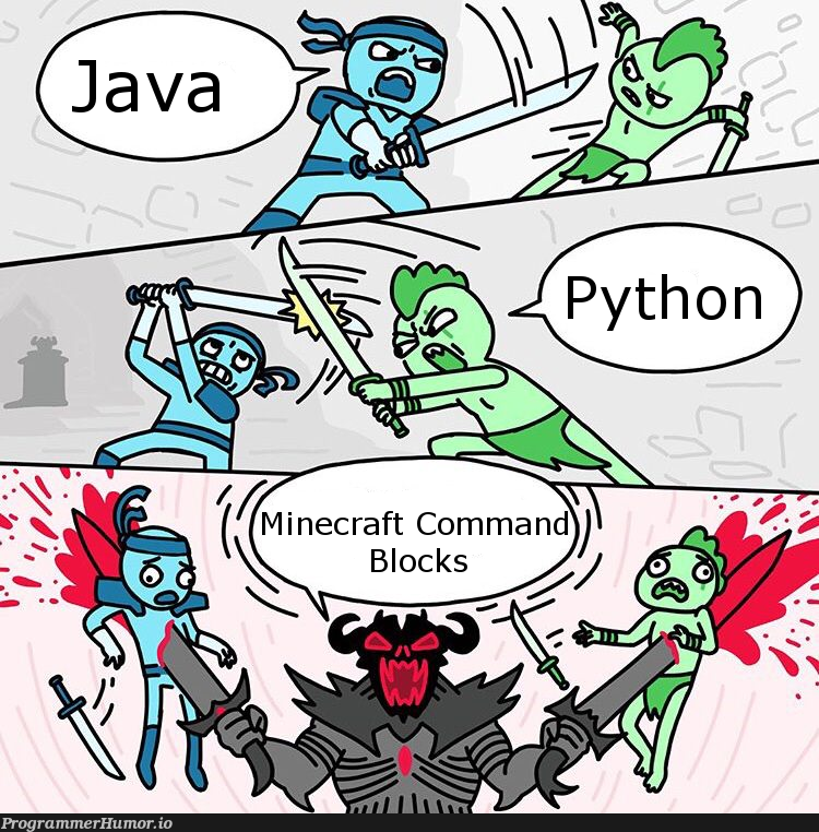 Time to end this discussion! | ProgrammerHumor.io