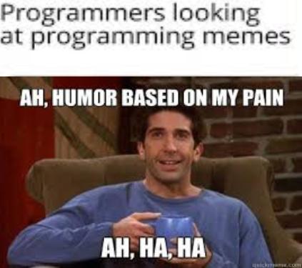 I cannot relate | programming-memes, programmer-memes, program-memes | ProgrammerHumor.io