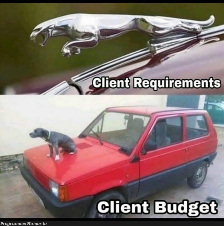 We have to deliver it asap... | IT-memes | ProgrammerHumor.io