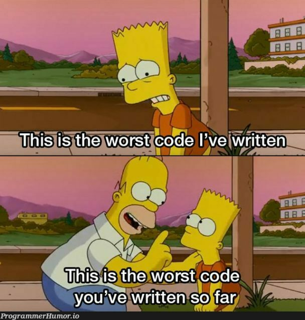 When a Senior Developer tries to Support a Junior Developer...   developer-memes   ProgrammerHumor.io