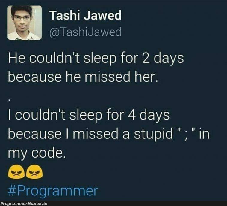 Laughs in python | programmer-memes, code-memes, python-memes, program-memes | ProgrammerHumor.io