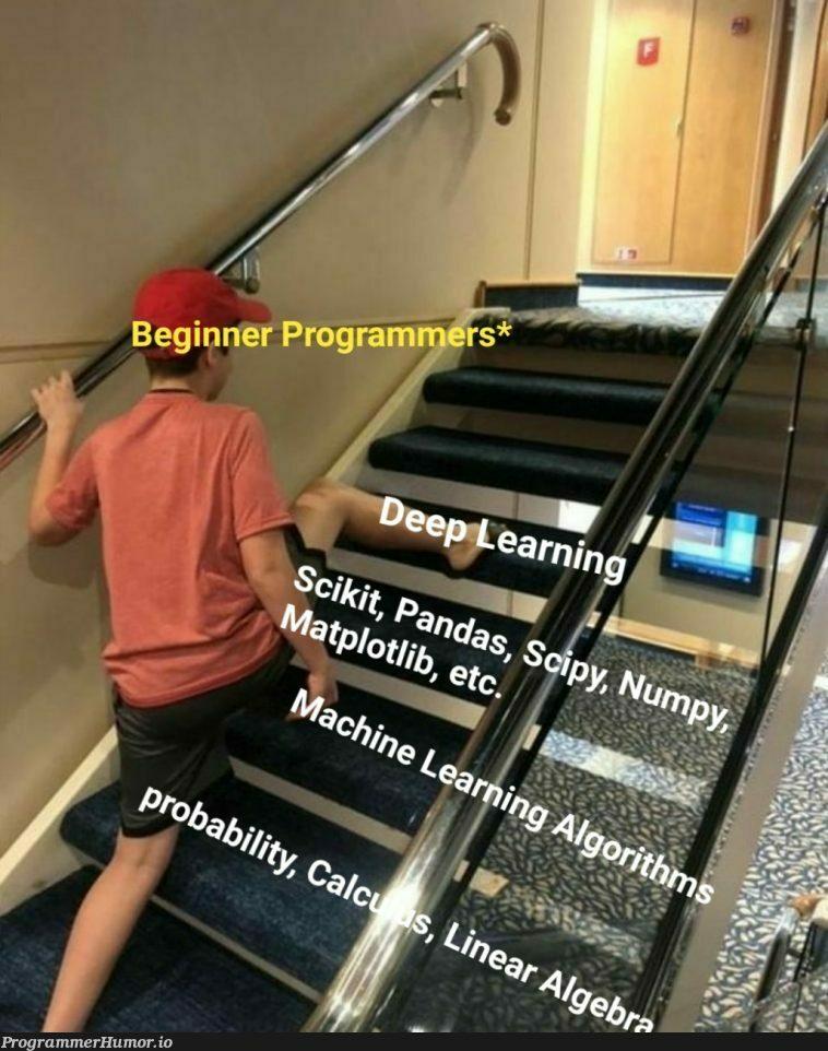 IMpOrT kErAs BitCh! | keras-memes | ProgrammerHumor.io