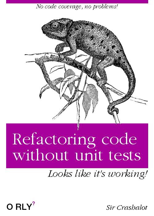 Working with a legacy code base   code-memes, test-memes, tests-memes, crash-memes   ProgrammerHumor.io