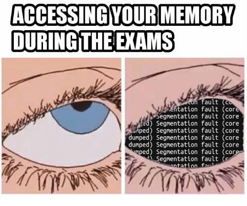 I C the problem   c-memes   ProgrammerHumor.io