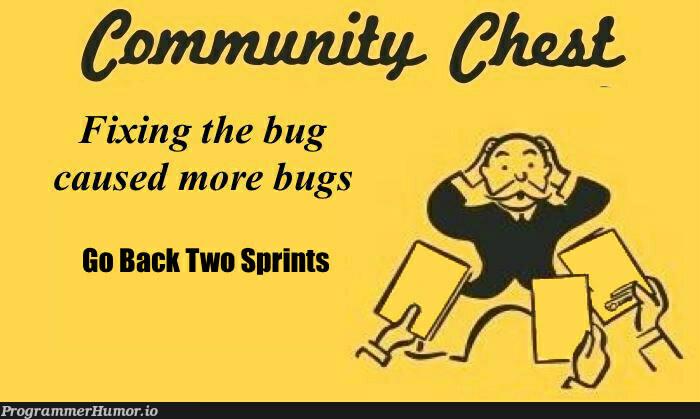 [FIXED] | bugs-memes, bug-memes, fix-memes | ProgrammerHumor.io