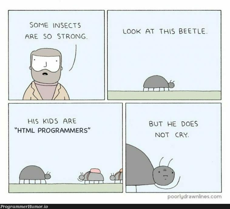 You have to let them play | programmer-memes, html-memes, program-memes, ML-memes | ProgrammerHumor.io