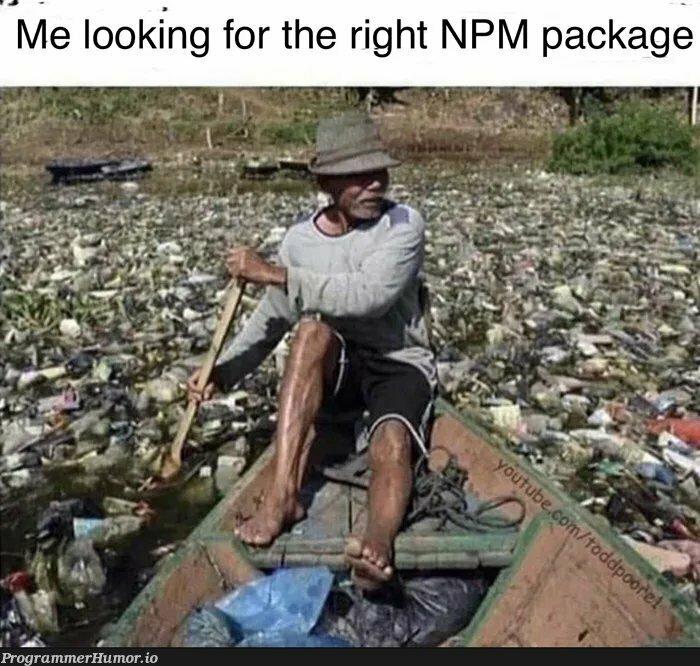 npm install wolololo | npm-memes | ProgrammerHumor.io