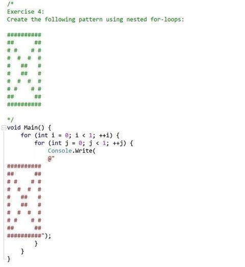 pattern | console-memes, cs-memes | ProgrammerHumor.io