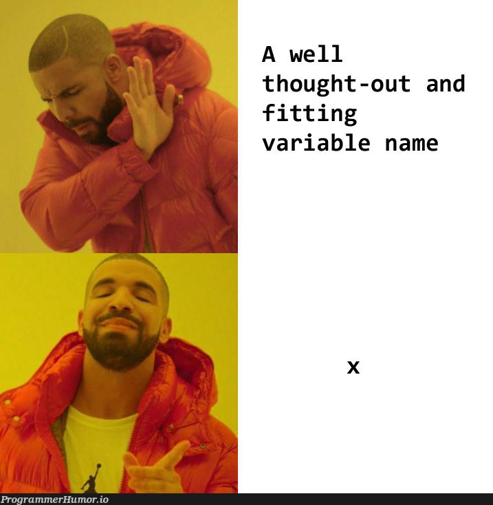 Programming_irl   programming-memes, program-memes, variable name-memes   ProgrammerHumor.io