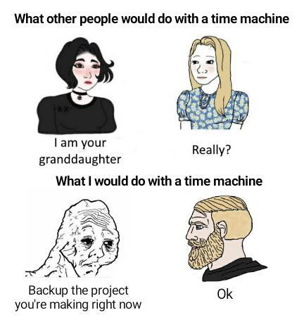 A power outage happened   machine-memes, mac-memes   ProgrammerHumor.io