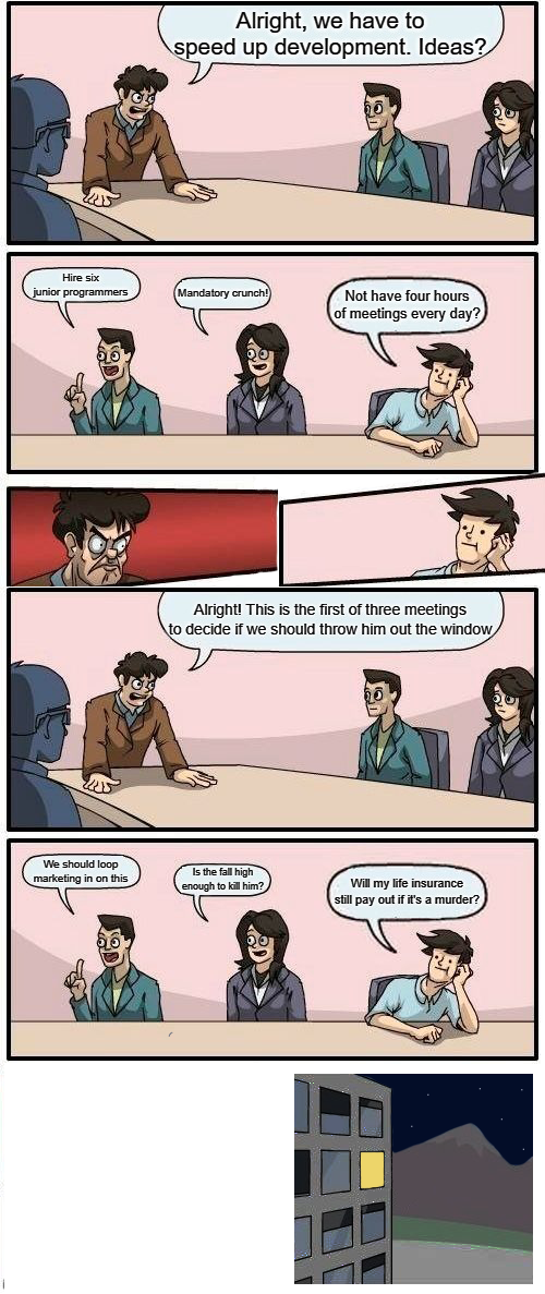 How to speed up development   development-memes, idea-memes, ide-memes   ProgrammerHumor.io