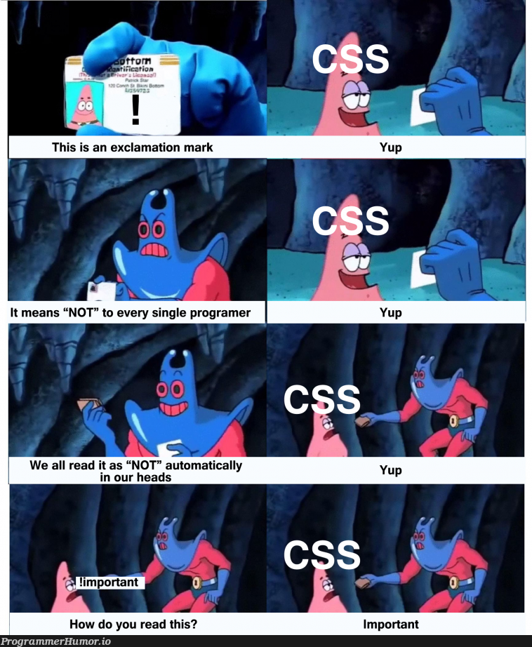 why, just why? | IT-memes | ProgrammerHumor.io