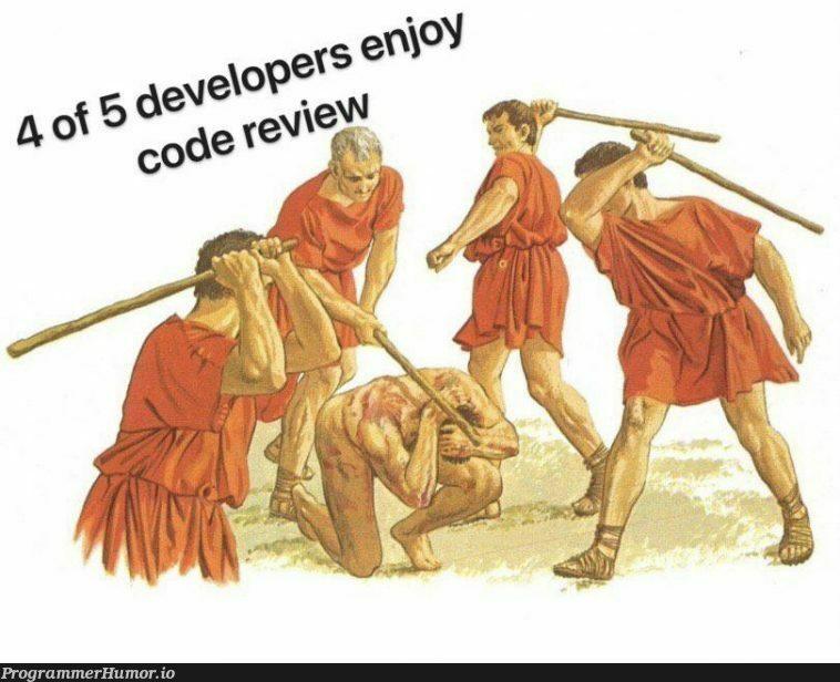 4 out of 5 developers | developer-memes | ProgrammerHumor.io