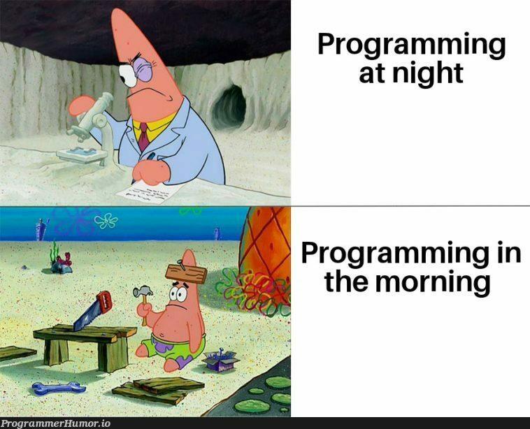 I believe I'm not the only one | programming-memes, program-memes | ProgrammerHumor.io