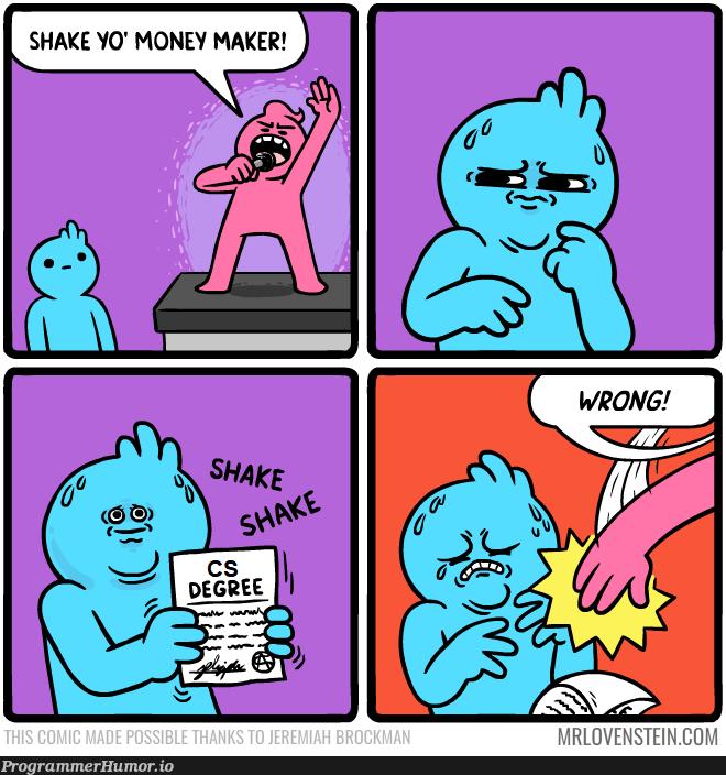 Money maker | ProgrammerHumor.io
