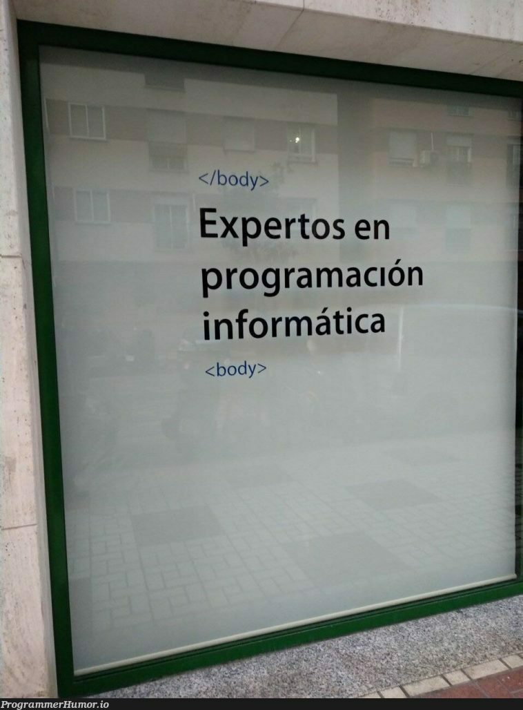 Experts in Programming   programming-memes, program-memes, mac-memes   ProgrammerHumor.io