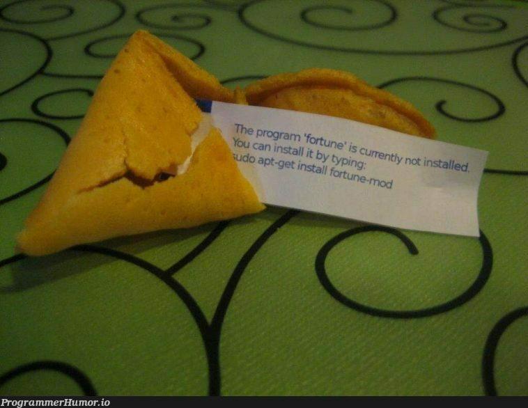 I think I should go buy a lotto right now!   ProgrammerHumor.io