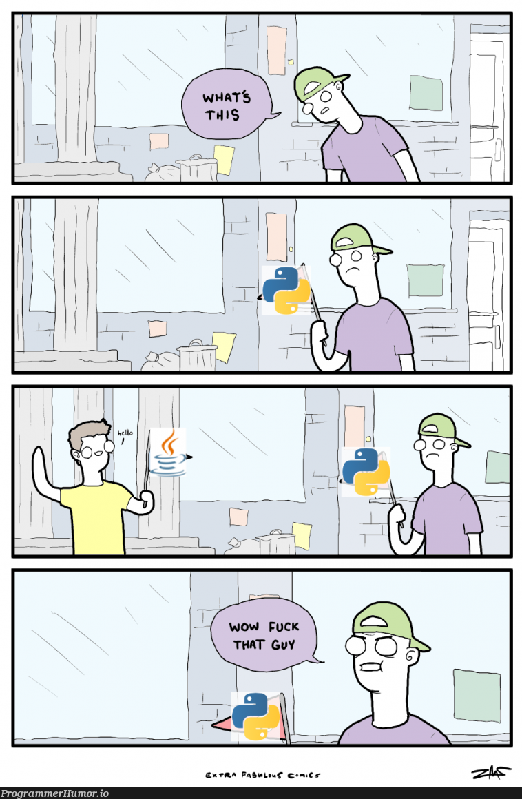Most people on this sub | ProgrammerHumor.io