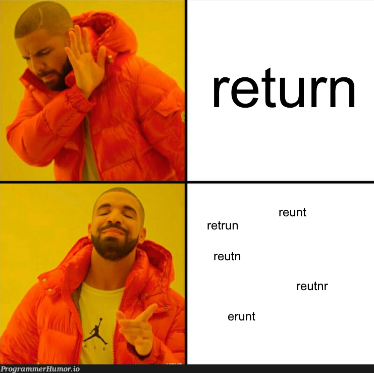 The only word i can never spell | ProgrammerHumor.io