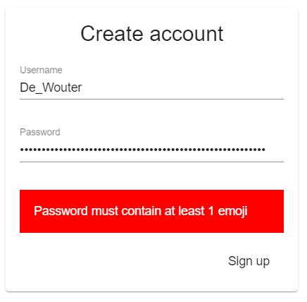 The next security trend 🤩 | security-memes | ProgrammerHumor.io