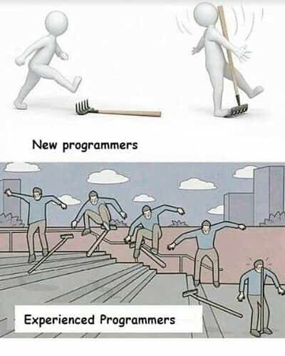 End result will be same | ProgrammerHumor.io