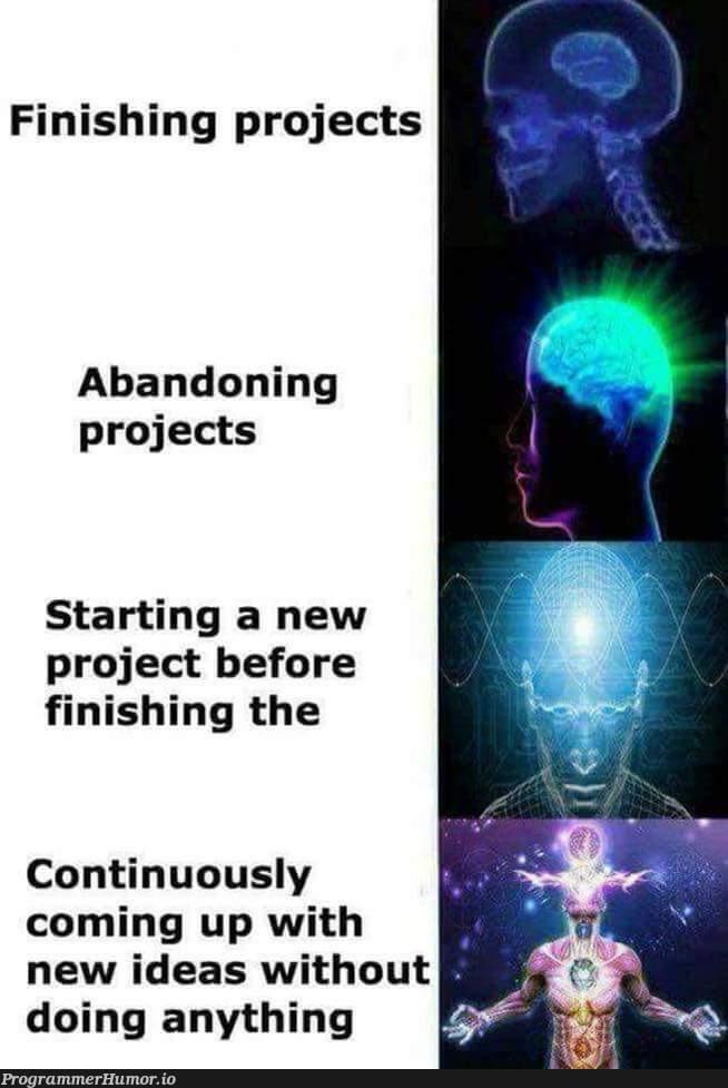 We can all relate   idea-memes, ide-memes   ProgrammerHumor.io