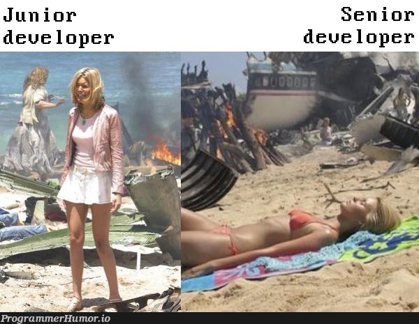 Me as a: | developer-memes | ProgrammerHumor.io