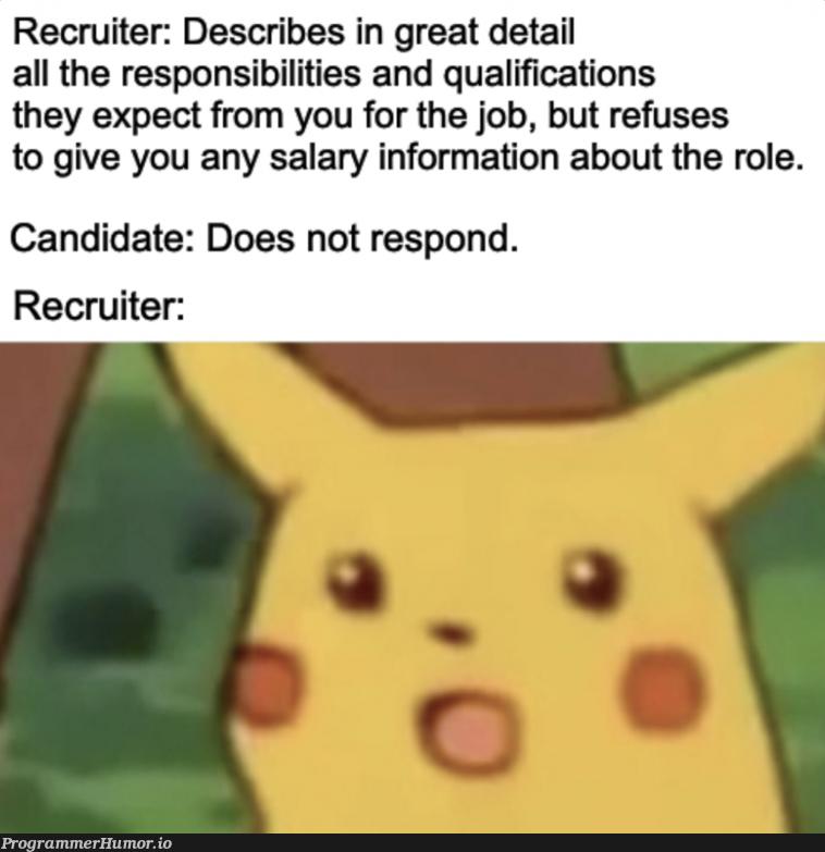 Every conversation on linkedin   date-memes, recruit-memes, linkedin-memes   ProgrammerHumor.io