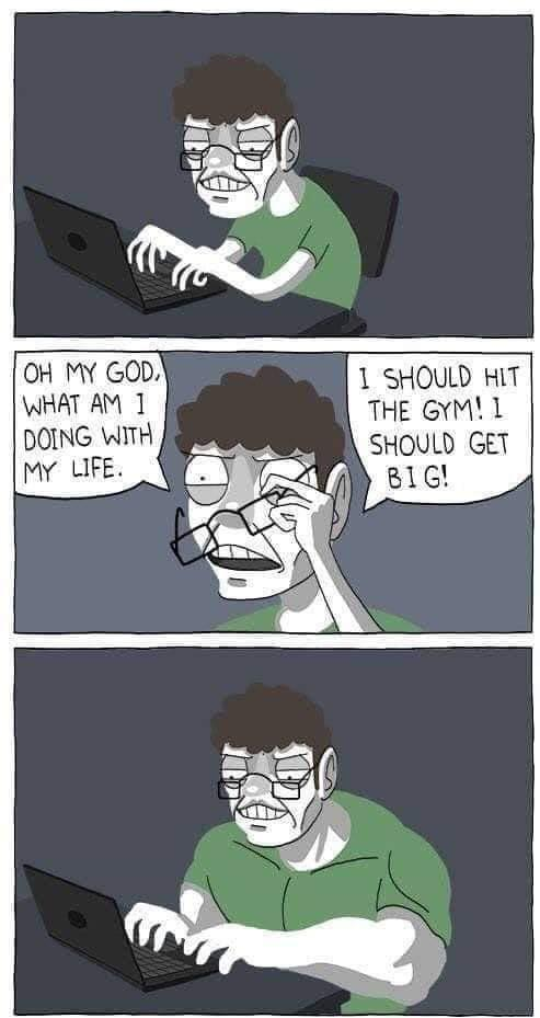 Most of the people in the office   ProgrammerHumor.io