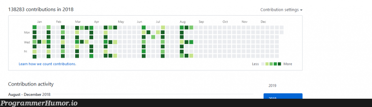 getting desperate | ProgrammerHumor.io