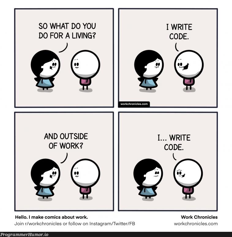 Hobbies | code-memes, ide-memes, twitter-memes, cs-memes | ProgrammerHumor.io