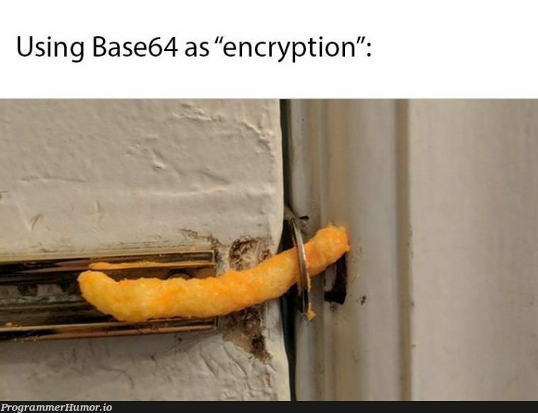 Every ARG ever | encryption-memes | ProgrammerHumor.io