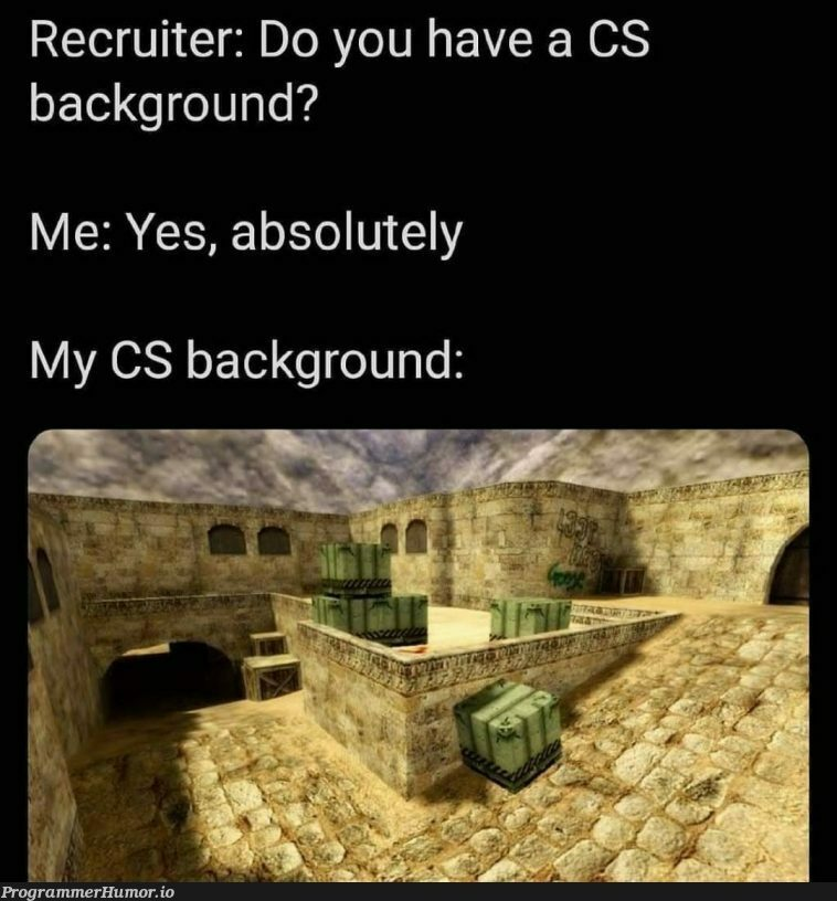 Recruiter: You'll be sent zoom link for the interview.   recruit-memes, cs-memes, interview-memes   ProgrammerHumor.io