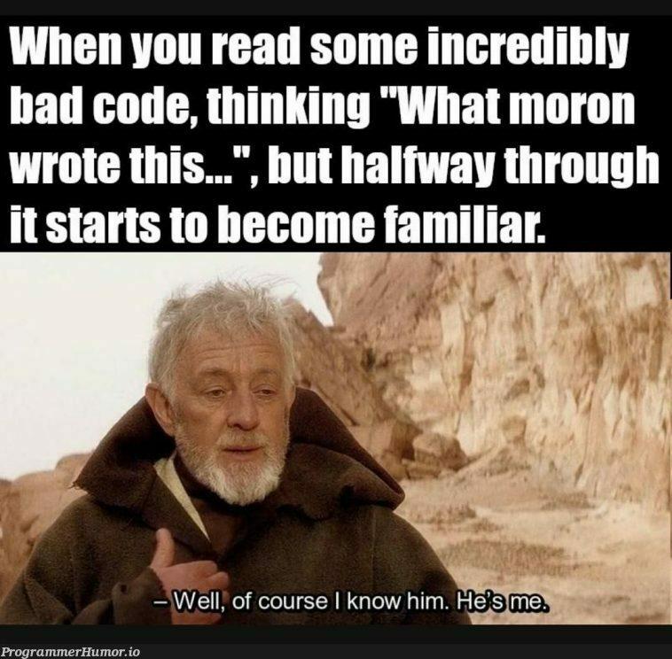 Yup   code-memes, ML-memes   ProgrammerHumor.io