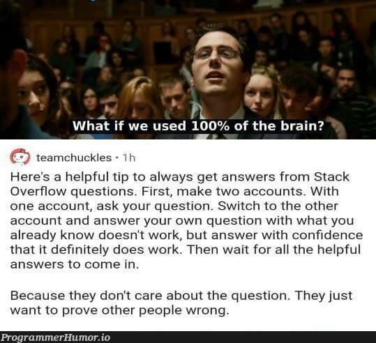 I wish I'd seen this years ago   stack-memes, stack overflow-memes, overflow-memes, IT-memes, ide-memes   ProgrammerHumor.io