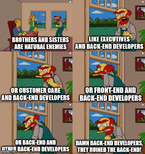 I was inspired at work today   developer-memes, back-end-memes   ProgrammerHumor.io