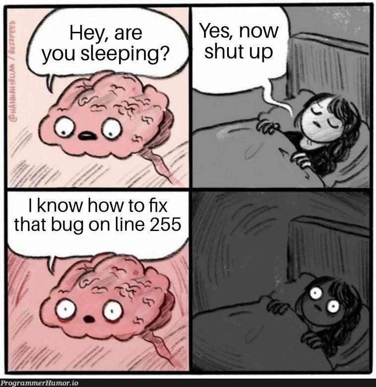 Everytime | bug-memes, fix-memes | ProgrammerHumor.io