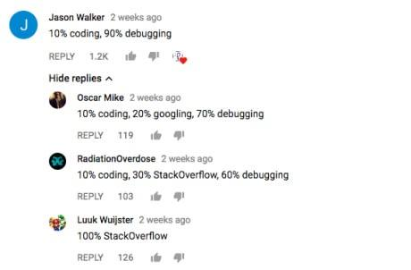 What is programming? | programming-memes, coding-memes, stackoverflow-memes, stack-memes, program-memes, debugging-memes, bug-memes, debug-memes, overflow-memes, ide-memes | ProgrammerHumor.io
