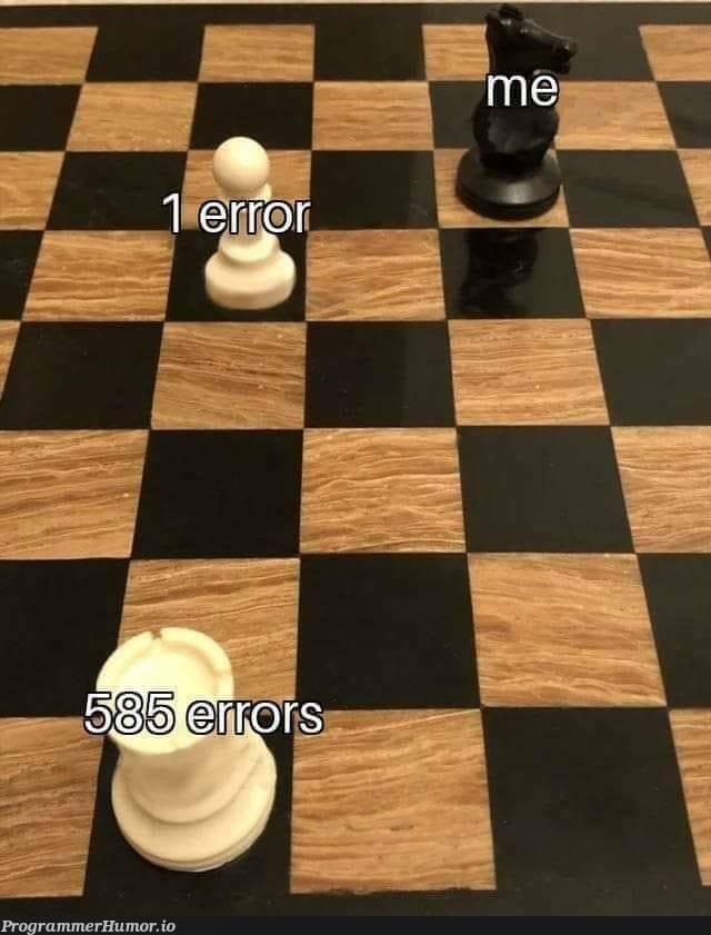 Lemme fix that small bug..   bug-memes, fix-memes   ProgrammerHumor.io