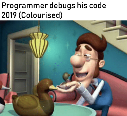20% coding, 80% debugging | programmer-memes, coding-memes, code-memes, program-memes, debugging-memes, bugs-memes, bug-memes, debug-memes | ProgrammerHumor.io