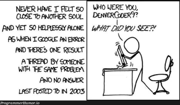 Uh-oh | code-memes, coder-memes, error-memes | ProgrammerHumor.io