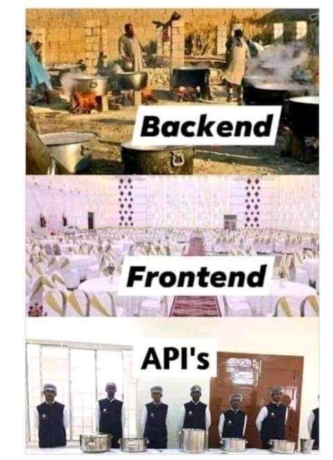 How it is | frontend-memes, IT-memes | ProgrammerHumor.io