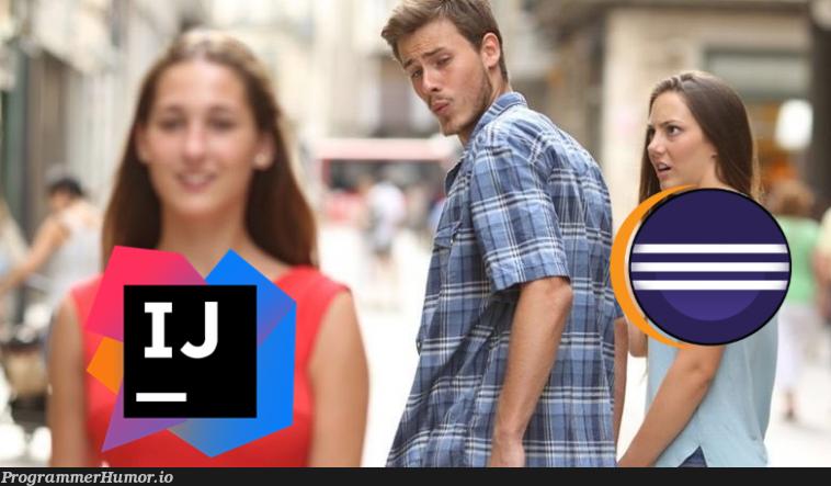What life as an Enterprise Java Developer feels like   developer-memes, java-memes   ProgrammerHumor.io