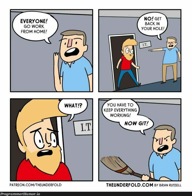 Now Git ! | git-memes | ProgrammerHumor.io