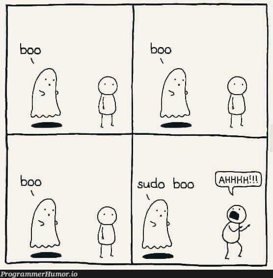 sudo   sudo-memes   ProgrammerHumor.io