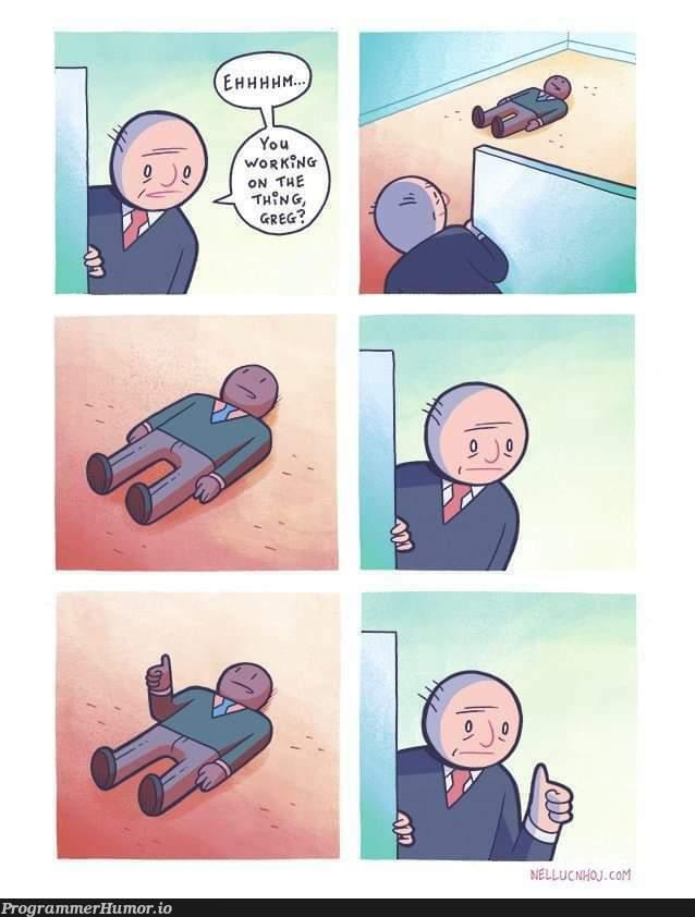 That's how it is   IT-memes   ProgrammerHumor.io