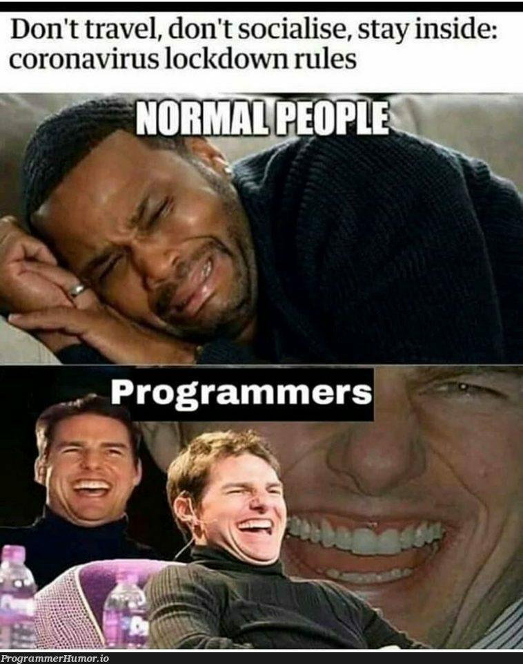 So true..   loc-memes, virus-memes, lock-memes, ide-memes   ProgrammerHumor.io